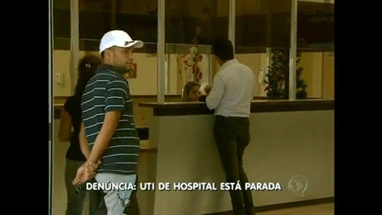 Quase metade dos leitos do Hospital de Santa Maria estão fechados