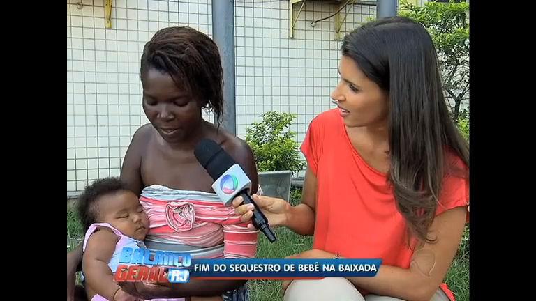 Depois de seis dias, sequestro de bebê chega ao fim - Rio de ...