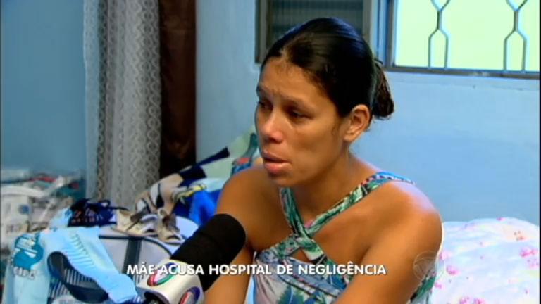 Bebê morre após nascimento; mãe acusa hospital de negligência
