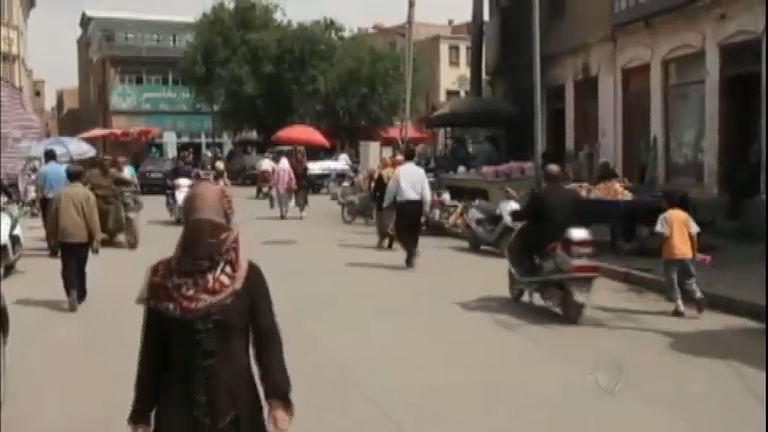 Cidade da China proibiu uso da burca em locais públicos - Notícias ...