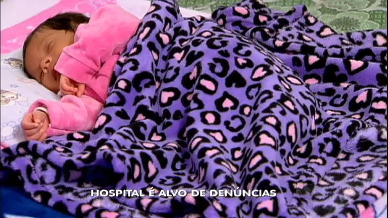 Bebê tem clavícula quebrada durante parto; hospital de Guaianases é alvo de reclamações