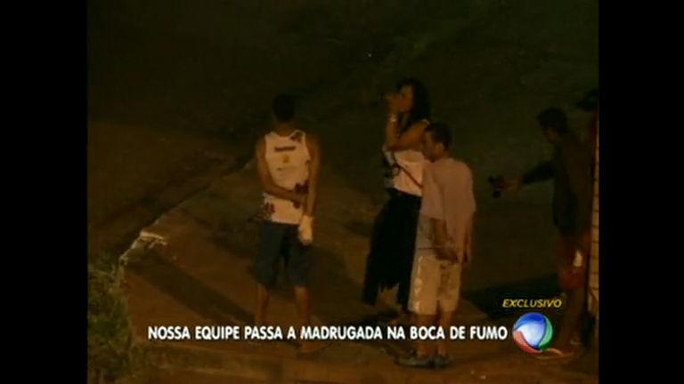 Falsas prostitutas comandam o tráfico de drogas em Taguatinga