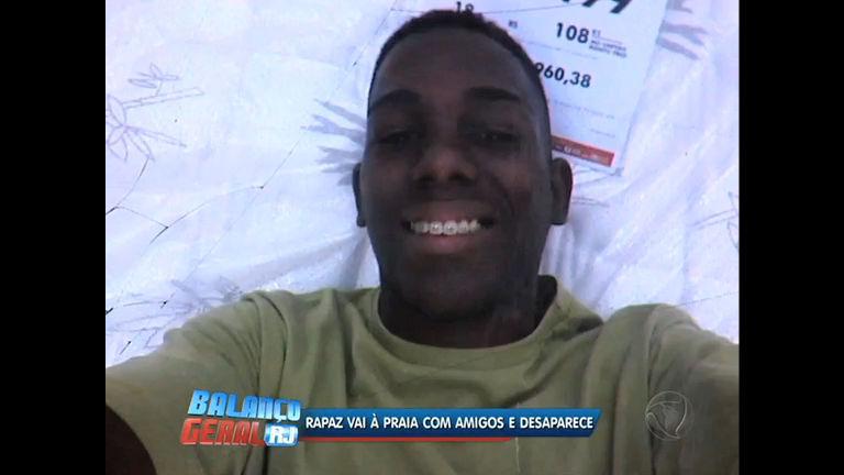 Jovem morador de Belford Roxo, na baixada, desaparece na praia de Copacabana (RJ)