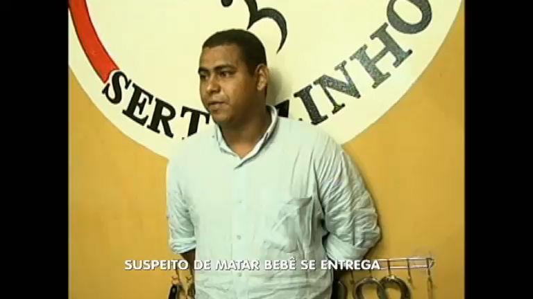 Homem é preso após confessar assassinato de bebê em Sertãozinho (SP)