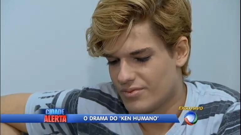 """Ken Humano chora em entrevista e desabafa: """"Não me imagino ..."""