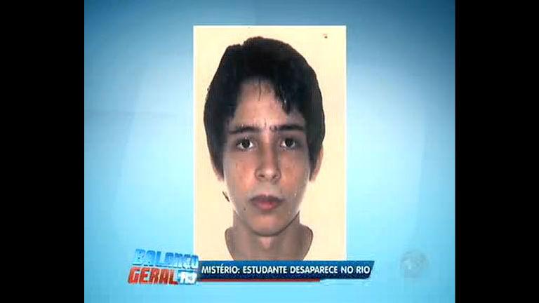 Mistério: estudante desaparece na zona norte do Rio