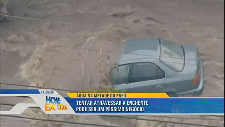Saiba o que fazer quando o carro é danificado pelas enchentes ...