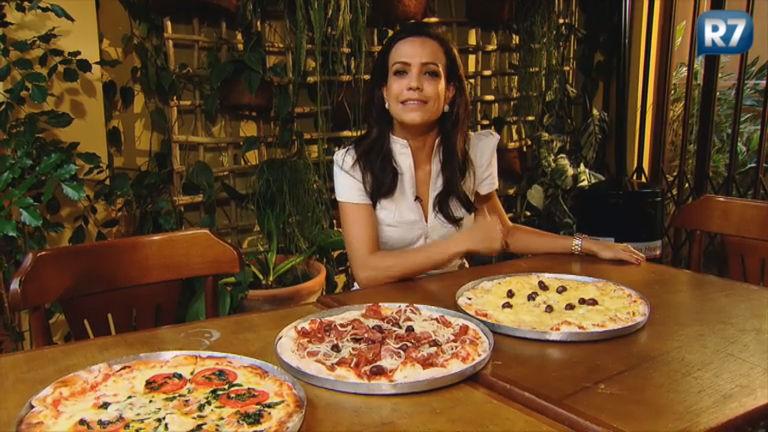 Preferência nacional: Domingo Espetacular mostra tudo sobre as pizzas