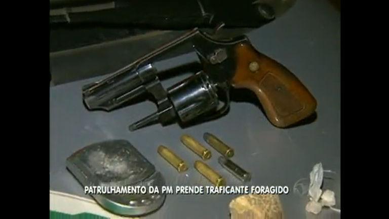 Traficante foragido da justiça é preso em Águas Lindas - Distrito ...
