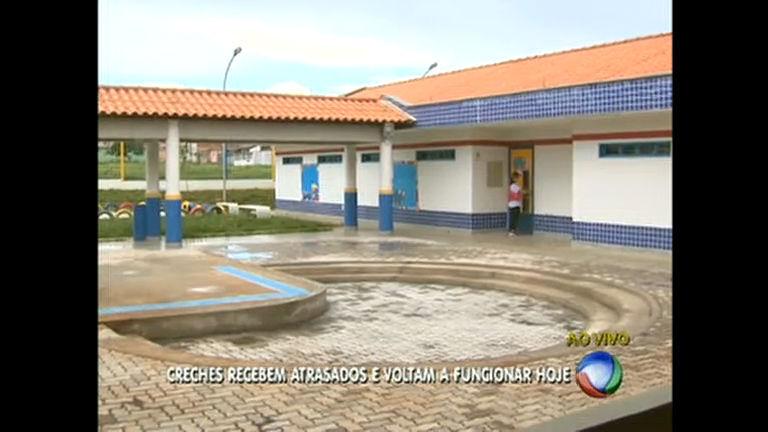 GDF libera recursos para as creches mas a situação ainda preocupa