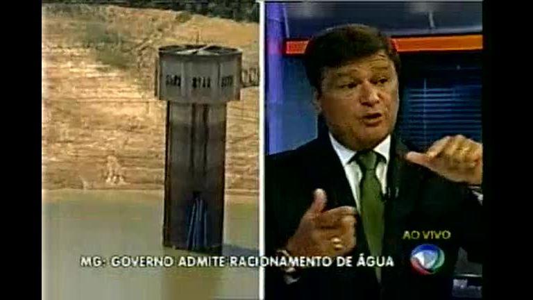 Governo admite racionamento de água na Grande BH - Minas ...