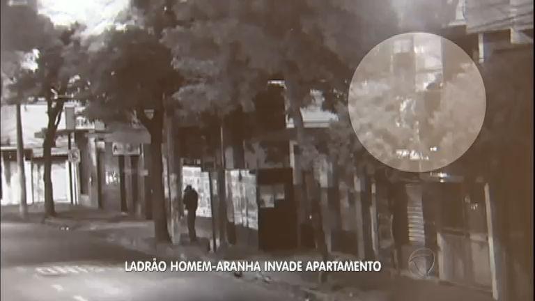 criminoso é flagrado ao invadir apartamento em Divinópolis (MG)