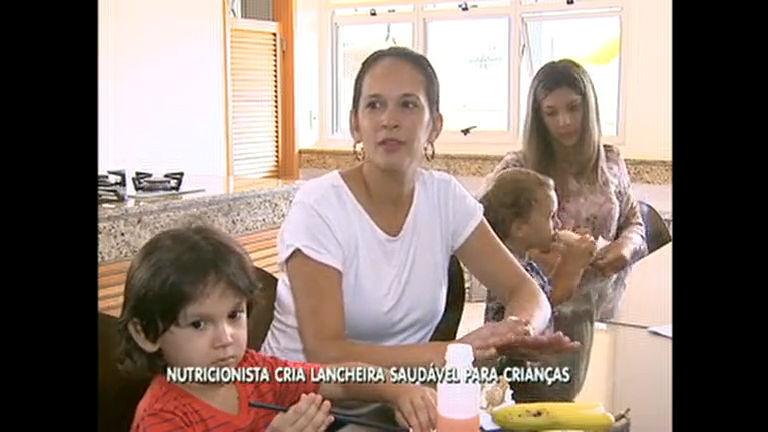 Pais recorrem a nutricionista para garantir boa alimentação aos filhos