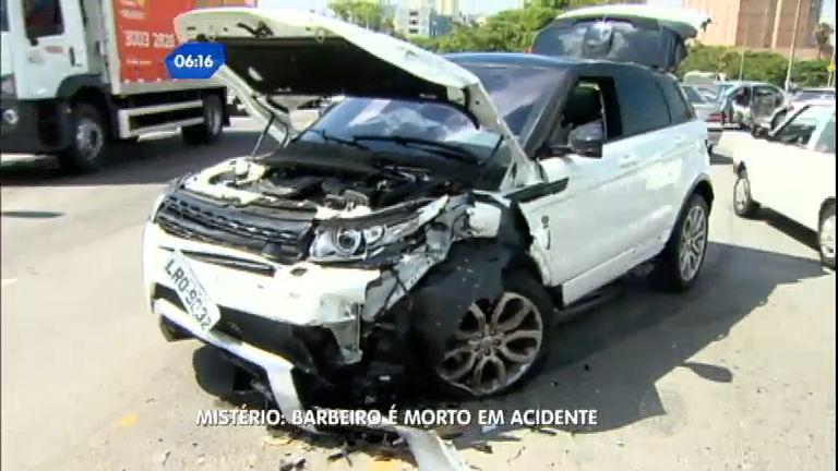 Motorista de carro de luxo negou socorro a barbeiro morto em acidente