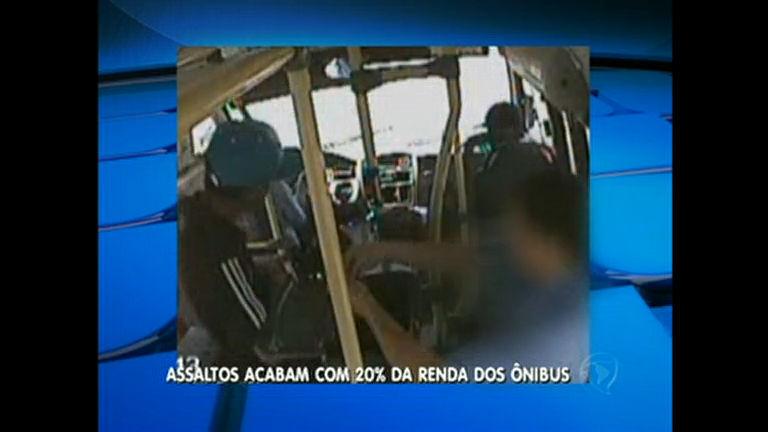Assaltante esvazia caixa de micro-ônibus em Ceilândia - Distrito ...