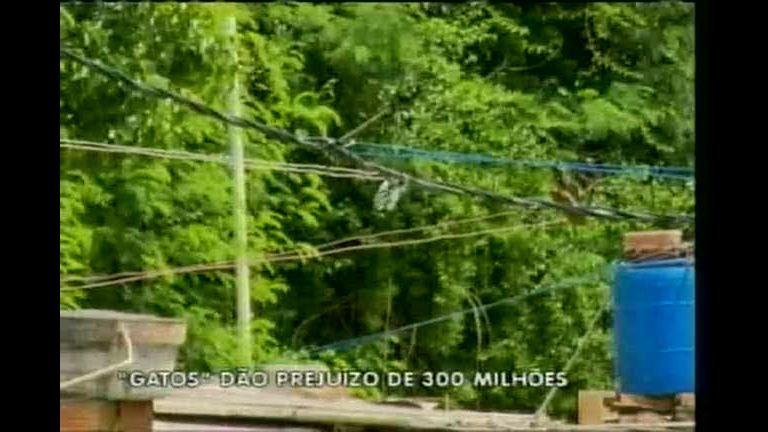 Minas tem cerca de 100 mil ligações clandestinas de energia