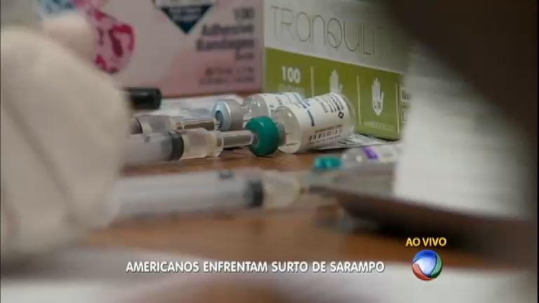 Surto de sarampo assusta moradores da Califórnia
