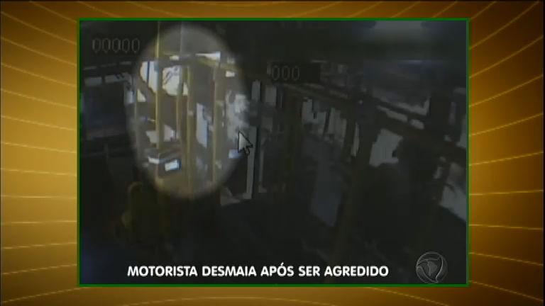 Motorista de ônibus desmaia após agressão de passageiro em Belém (PA)