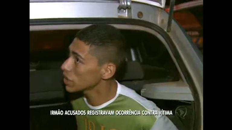 Em Águas Lindas, irmãos roubam carro e registram ocorrência contra o dono
