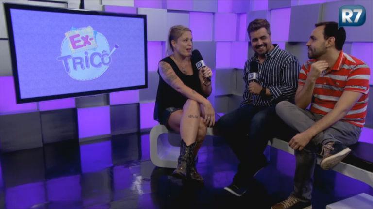 Lele, Alvaro Leme e Marcelo Arantes comentam os babados do ...