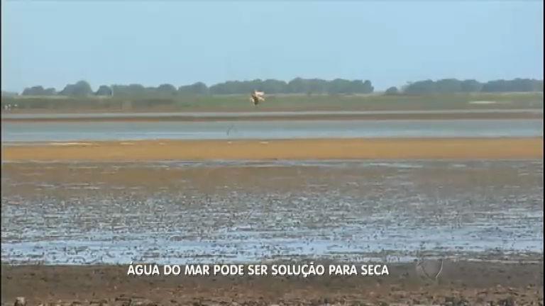 Governo do Rio estuda processo de dessalinização da água do mar