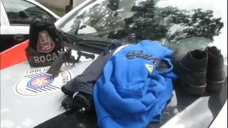 Adolescente é apreendido suspeito de matar uma guarda municipal