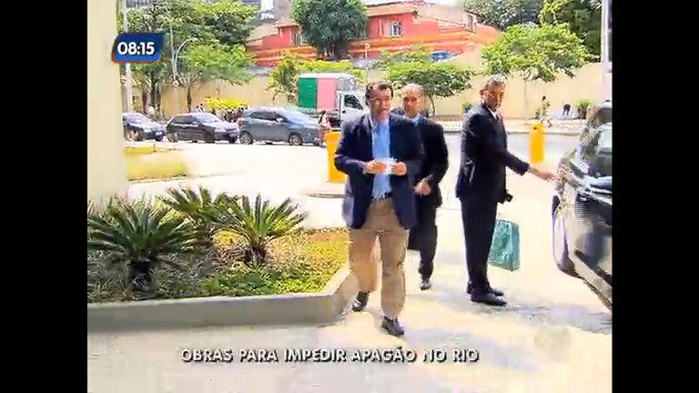 Ministro de Minas e Energia cobra agilidade nas obras para impedir ...