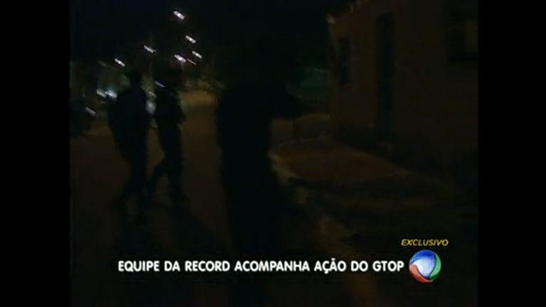 GTOP faz operação em regiões de São Sebastião - Distrito Federal ...