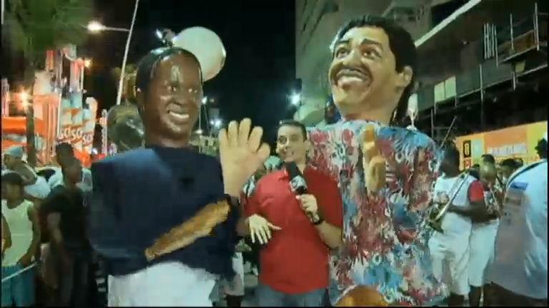 Folia: Salvador já iniciou as festas para abertura do Carnaval ...