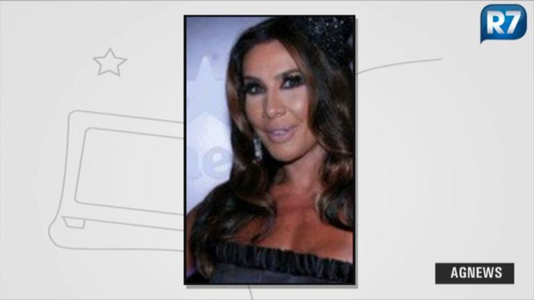 Scheila Carvalho muda o rosto e fica esquisita - Entretenimento - R7 ...