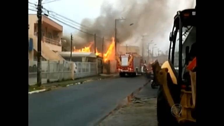 Giro de Notícias: Incêndio mata bebê de quatro meses em Itajaí ( SC ...