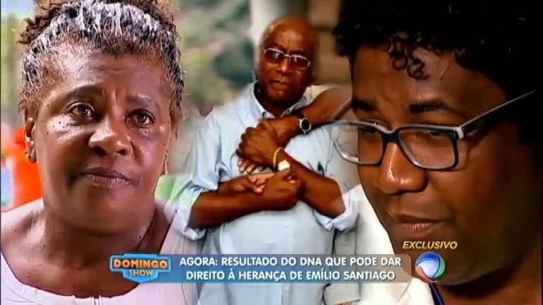 Herança milionária de Emílio Santiago gera brigas e exige DNA ...