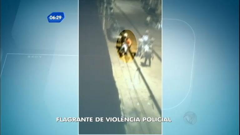 Morador da zona leste de SP flagra violência policial - Notícias - R7 ...