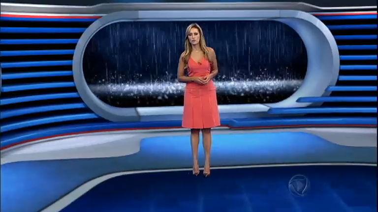 Chove forte sobre a região Sudeste e temporais atingem a área dos ...