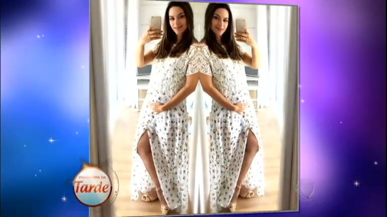 Diário das celebridades: Fernanda Machado está grávida ...