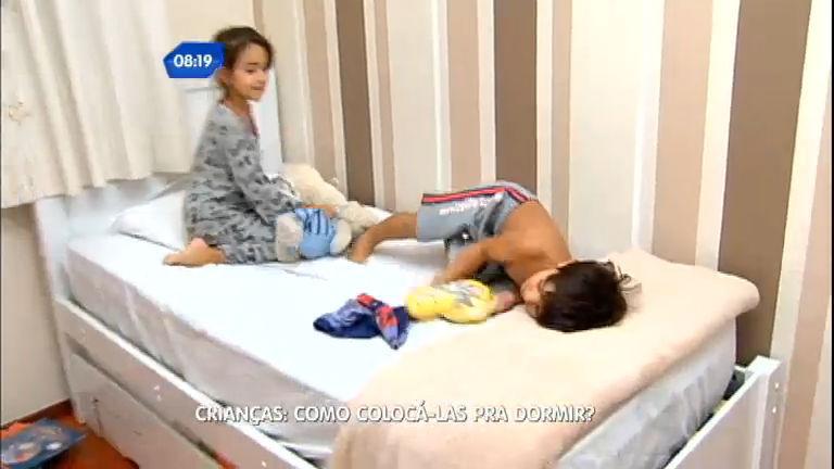 Saiba o que fazer para seu filho dormir cedo e bem - Notícias - R7 ...