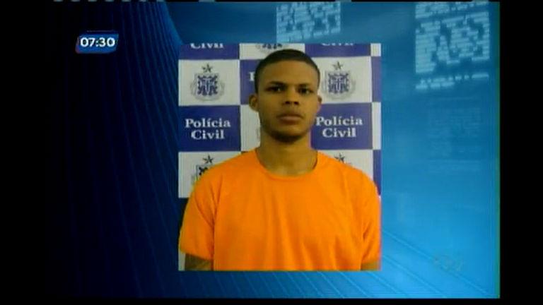 """Suspeito de matar puxador da torcida """" imbatíveis"""" é preso - Bahia ..."""