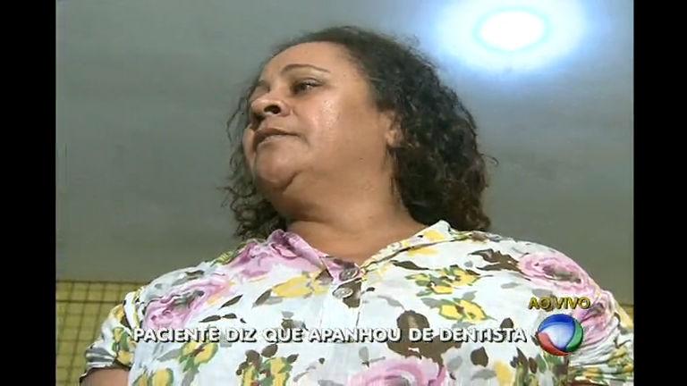 Mulher diz ter sido trancada e espancada em dentista do DF ...