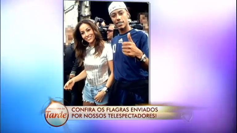 Diário Das Celebridades: famosos tiram fotos com seus fans - Rede ...