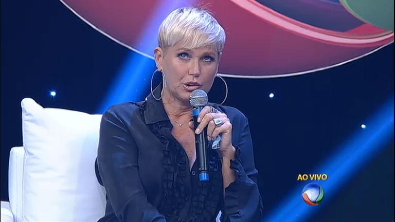 """Britto Jr. explica """"problema"""" com áudio em coletiva com Xuxa na ..."""