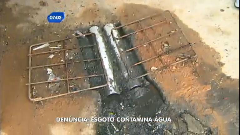 De Olho na Cidade: esgoto clandestino contamina água em ...