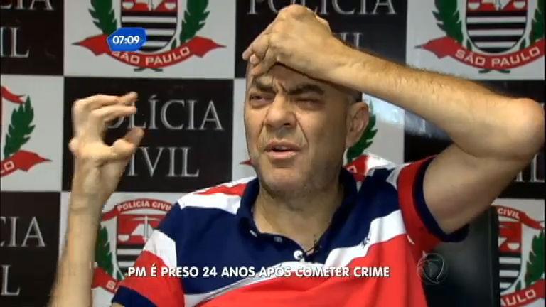 Ex-PM é preso 24 anos depois de assassinar amiga em São Paulo ...