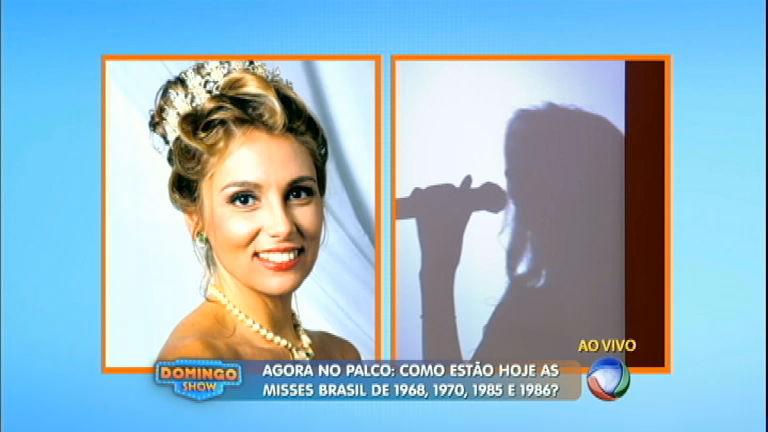 'Miss Brasil' do passado: saiba como estão as mulheres eleitas as ...