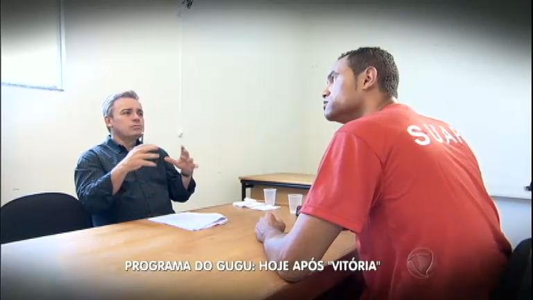 Em entrevista a Gugu, goleiro Bruno faz revelações inéditas ...