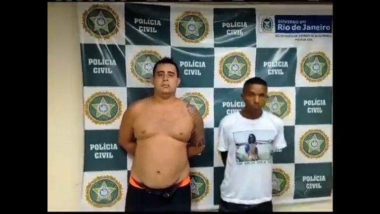 Polícia prende suspeitos de integrar milícia na zona oeste do Rio ...