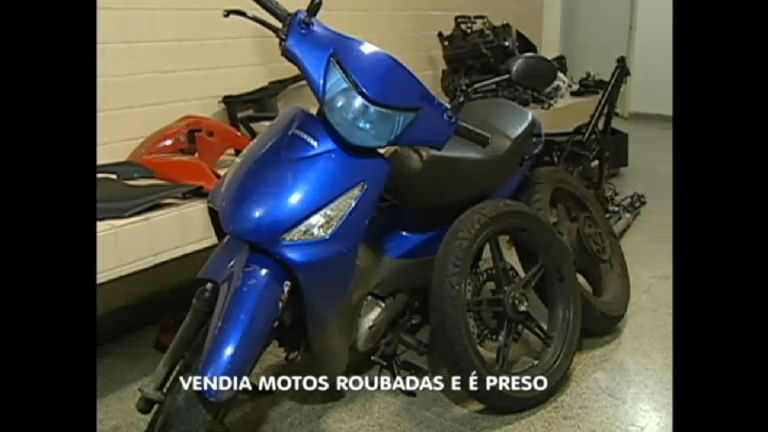Homem que vendia motos roubadas é preso em São Vicente ( SP ...