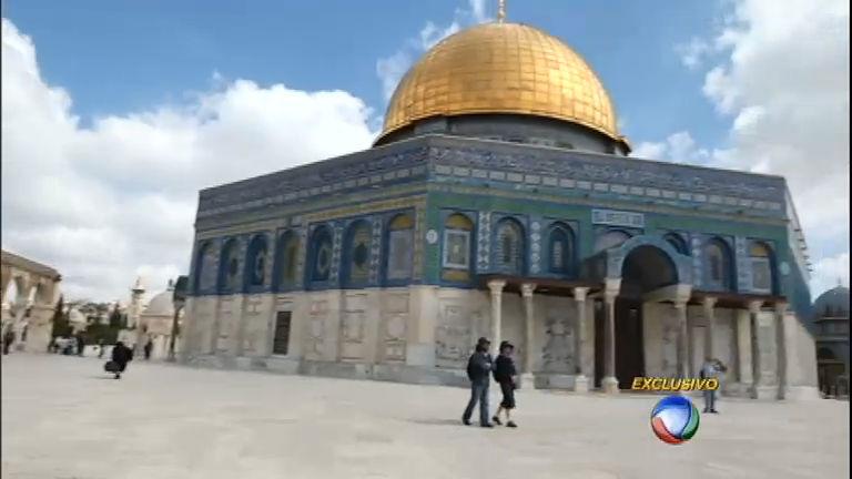 Em Jerusalém, repórteres buscam pistas sobre paradeiro da Arca ...