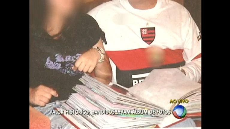 Bandidos arrombam carro e levam álbuns de fotos com valor ...