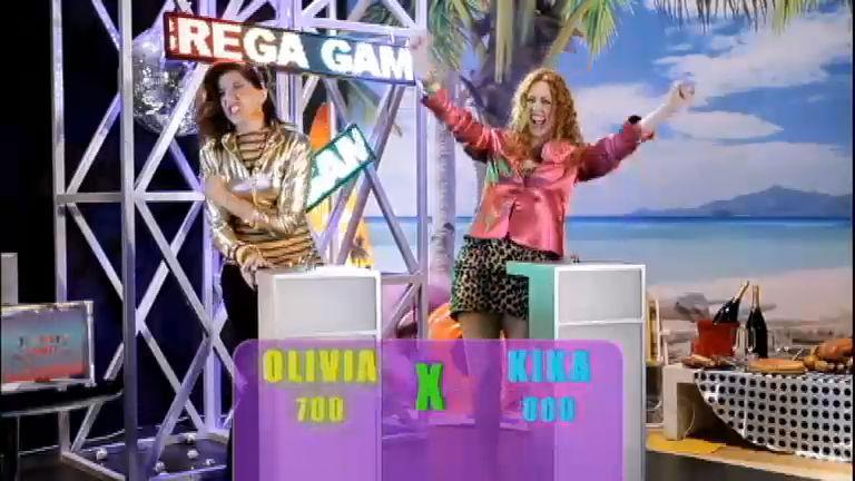 Risada rola solta na disputa entre Olívia e Kika no The Brega Games