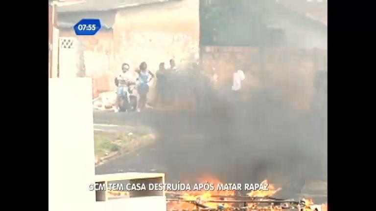 GCM mata jovem, some e tem a casa depredada em Ribeirão Preto ...